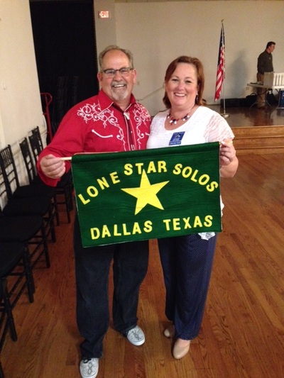 Swinging party in lone star texas